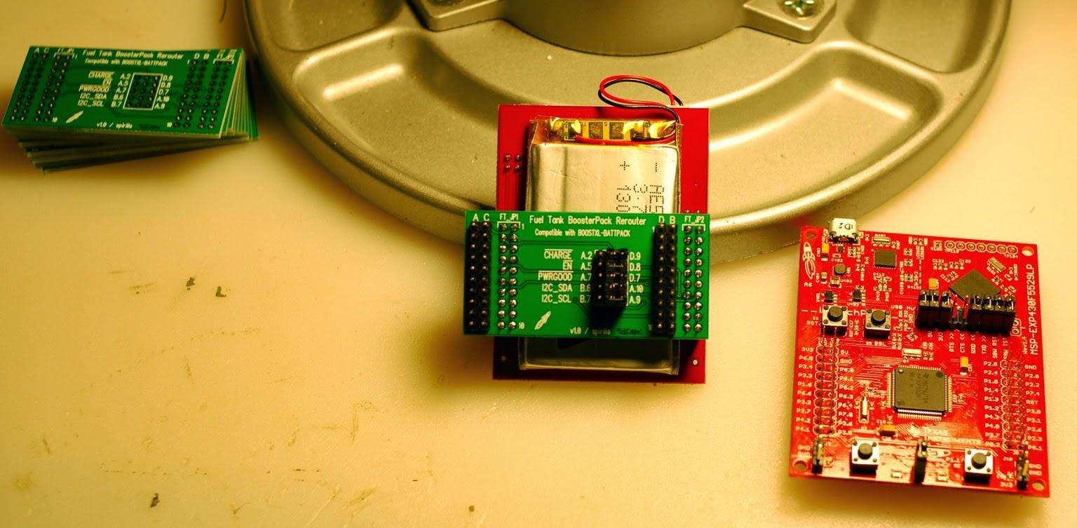 Msp430 Launchpad Cyclic Timer Switch Embedded Lab