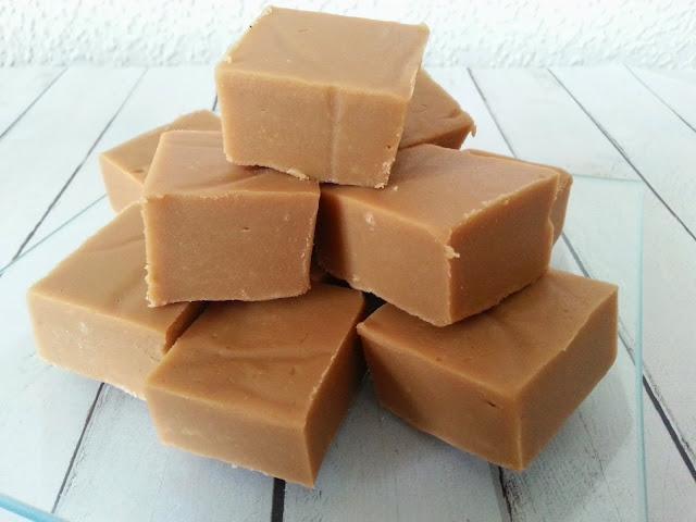 Dulce de azúcar (Fudge)