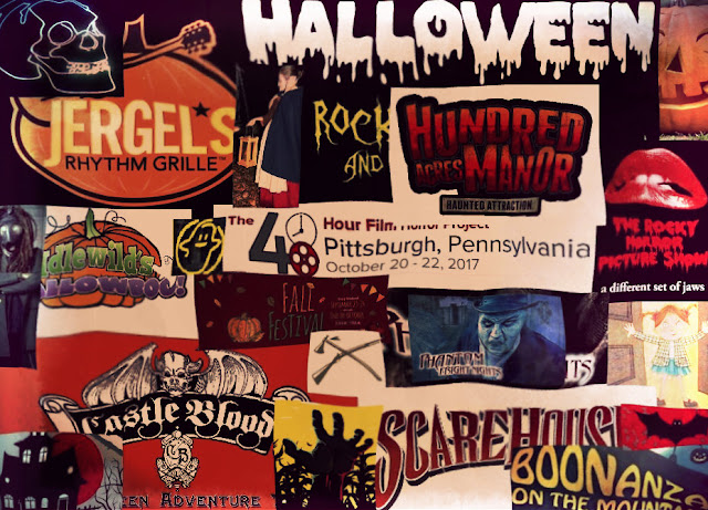 2017 Pittsburgh Halloween Events