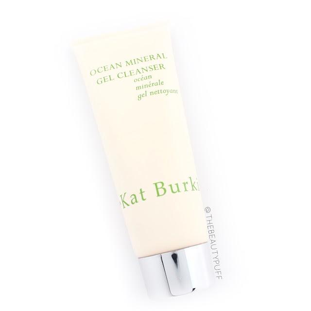 Kat Burki Ocean Mineral Gel Cleanser     The Beauty Puff