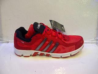 Sepatu Adidas Climacool Beckham, foto Adidas Climacool Beckham red, toko sepatu adidas running merah,