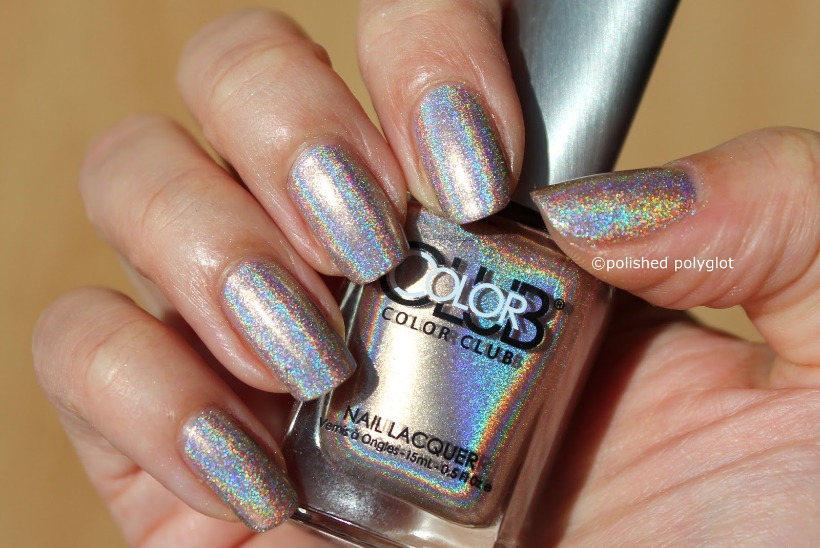 C\' is for Color Club Cherubic / Polished Polyglot