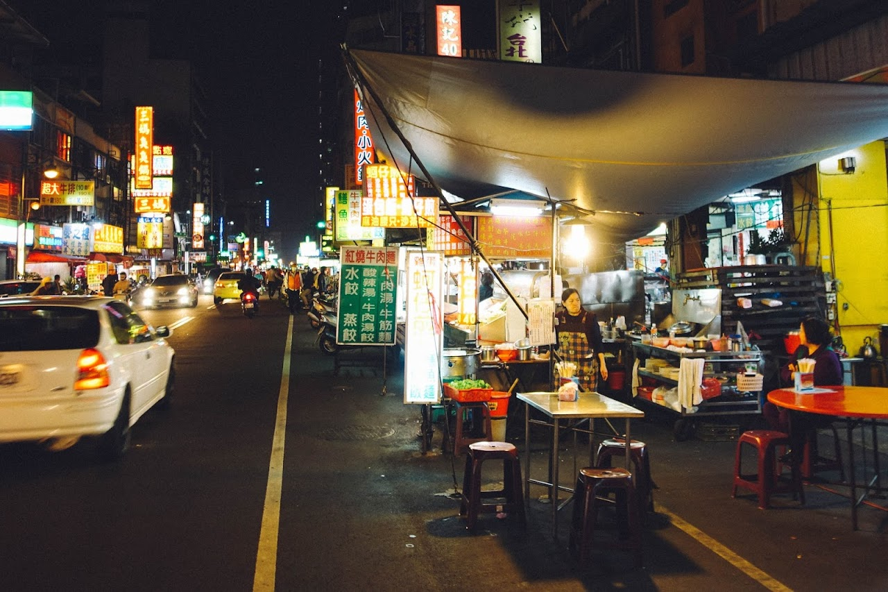 中華路夜市(Zhonghua Road Night Market)