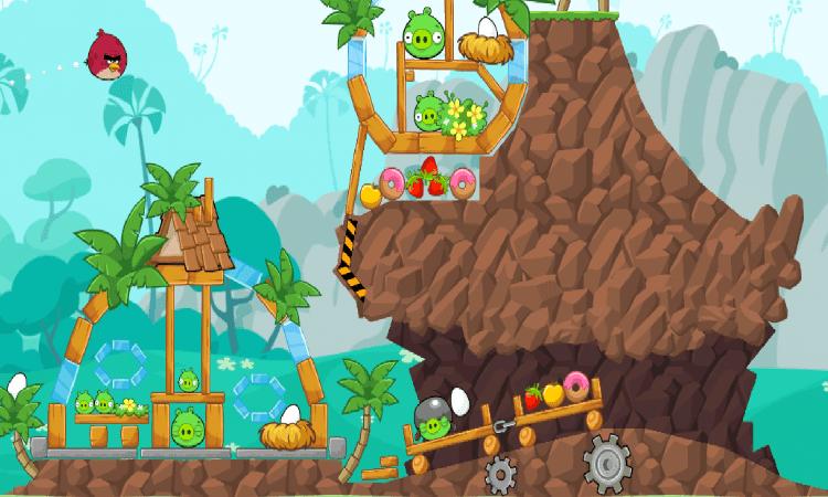 تحميل لعبة الطيور الغاضبة Angry Birds