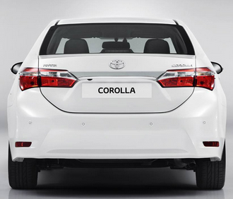 Toyota Corolla  2014 - 2015 UAE prices & reviews