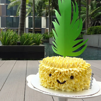 Pineapple Party at Crowne Plaza Changi Airport