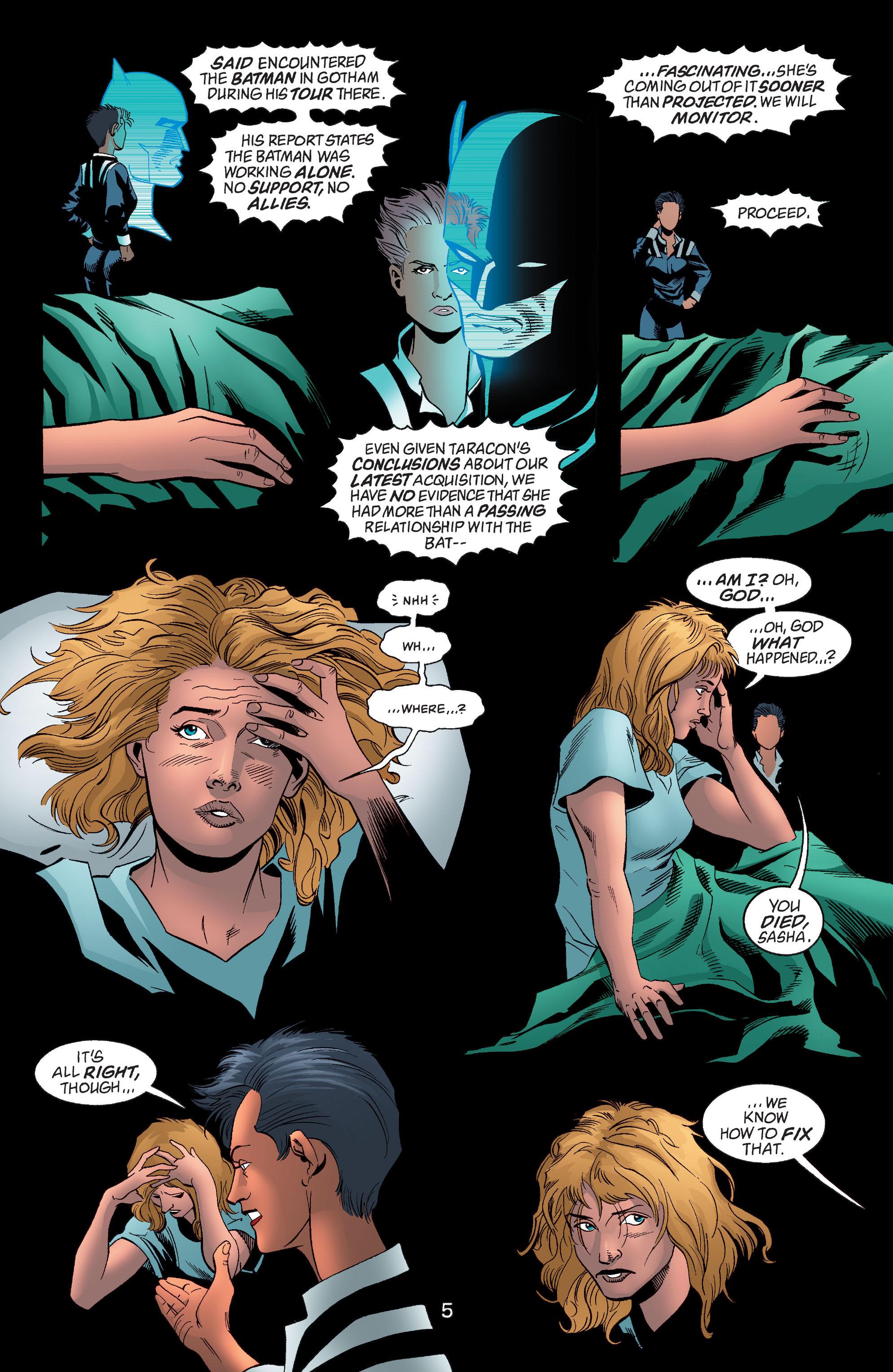 Detective Comics (1937) 774 Page 5
