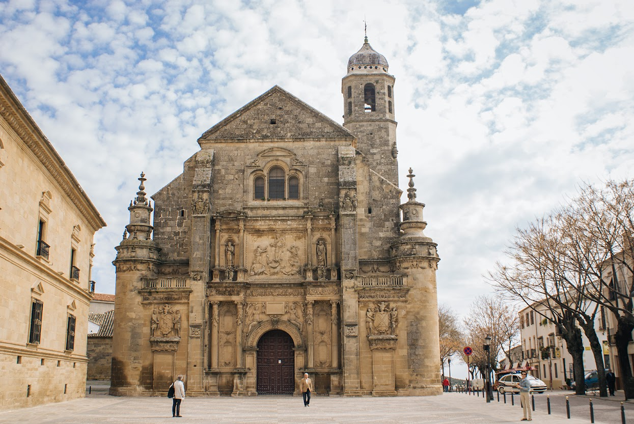 Visitar a Andaluzia - Igreja do Salvador, Úbeda