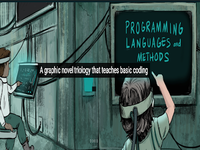 Dystopia 2153- Learn Coding Through Stories and Graphic Novels
