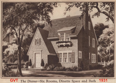 Gordon-Van Tine Diana 1931 catalog image