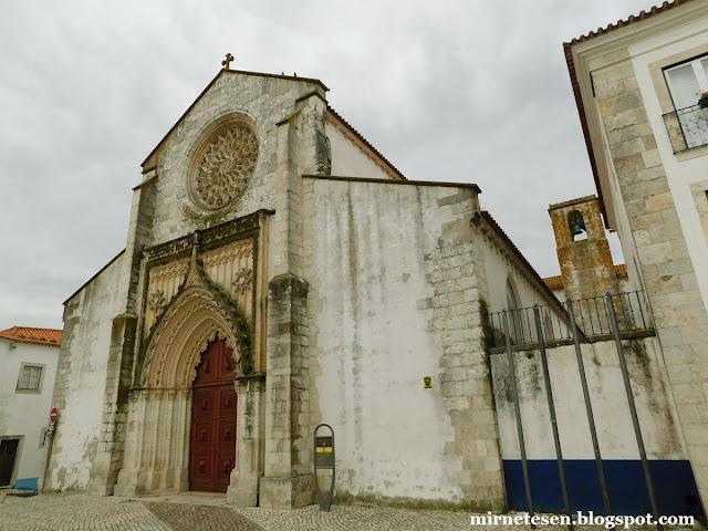 Сантарен - Церковь Граса