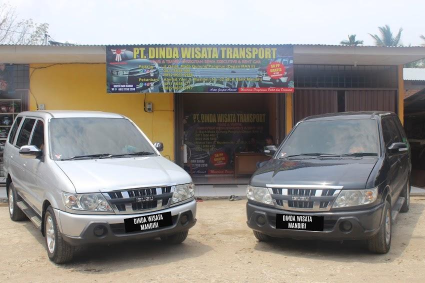 Travel Pekanbaru Padang