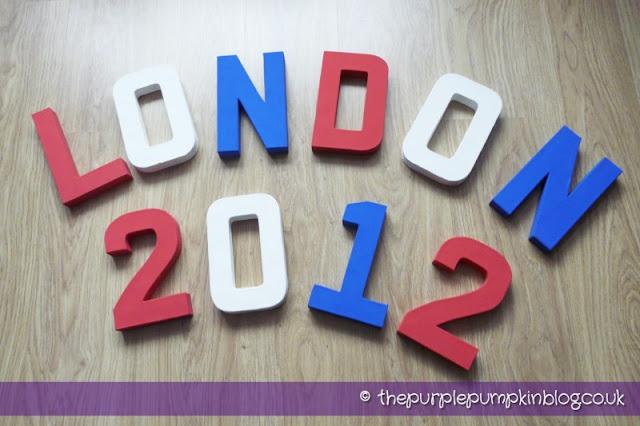 London 2012 – Sneak Peek II!