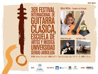 CONCIERTO DE CLAUSURA Festival de Guitarras