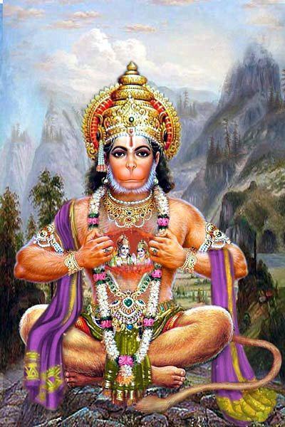 WALLPAPER ON THE NET: Hindu God Hanuman Ji Wallpapers ...