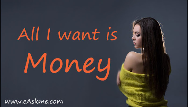 You are Too Focused on Making Money: Why You Can`t Make Money Blogging Like ProBloggers: eAskme