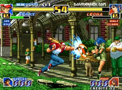 King of Fighters 1999 (Neogeo) - Download Game PS1 PSP ...