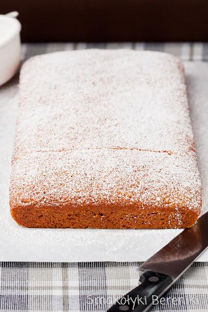 Ciasto marchewkowo-krówkowe