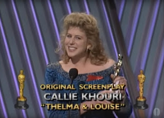 thelma and louise-callie khouri-best writing screenplay written directly for the screen oscar academy award