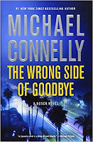 Book cover image of The wrong side of goodbye