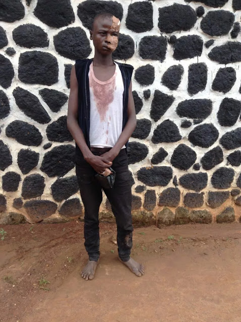 Police arrest suspected herdsman that partook in Enugu killing. (Photos)