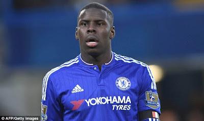 Kurt Zouma rời Chelsea vì không có chỗ đứng