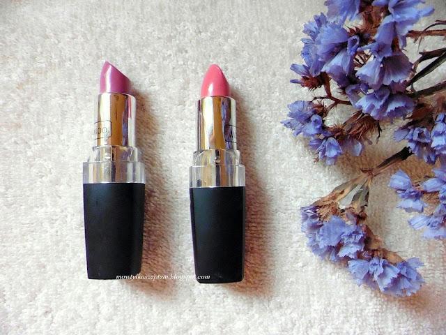 glossy temptation, tanie szminki, szminka brudny róż