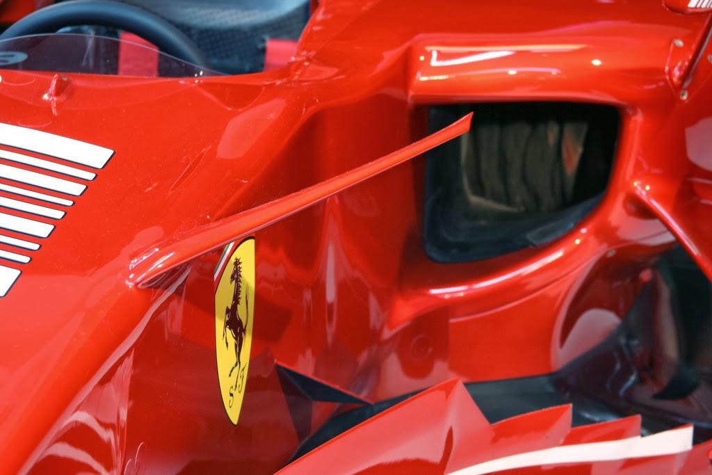F2007 museu - Vidrados no cavalinho - Enzo Ferrari, uma paixão toda italiana.