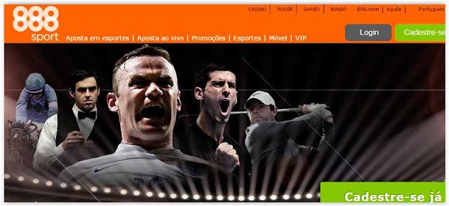 888Sport Site de apostas esportivas
