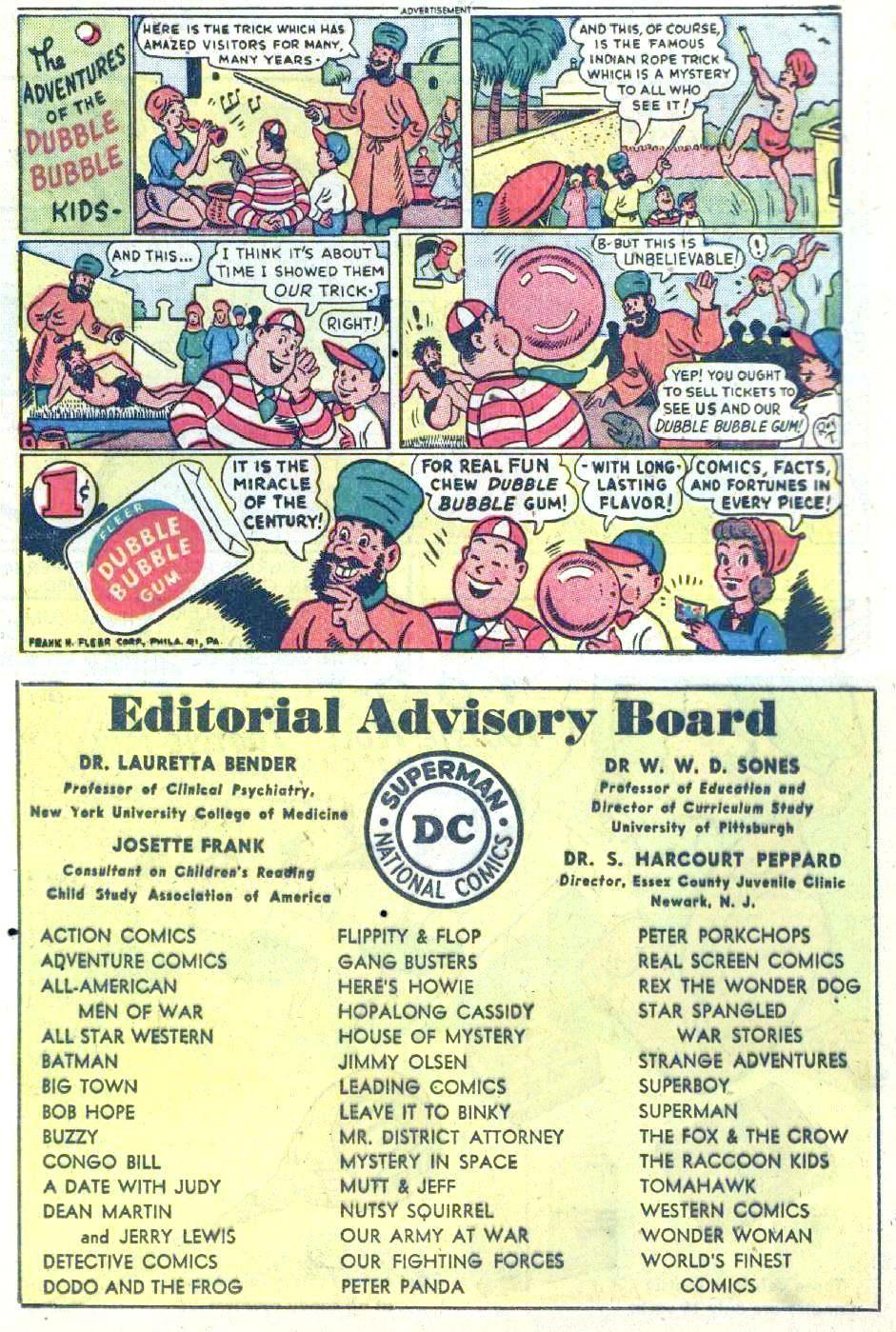 Read online Detective Comics (1937) comic -  Issue #214 - 23