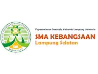 Lowongan Kerja SMA Kebangsaan Lampung Selatan Terbaru