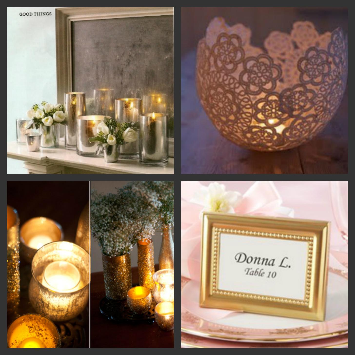Diy Wedding Decorations Ideas: Weddings Are Fun Blog: DIY Upscale Wedding Table Decorations
