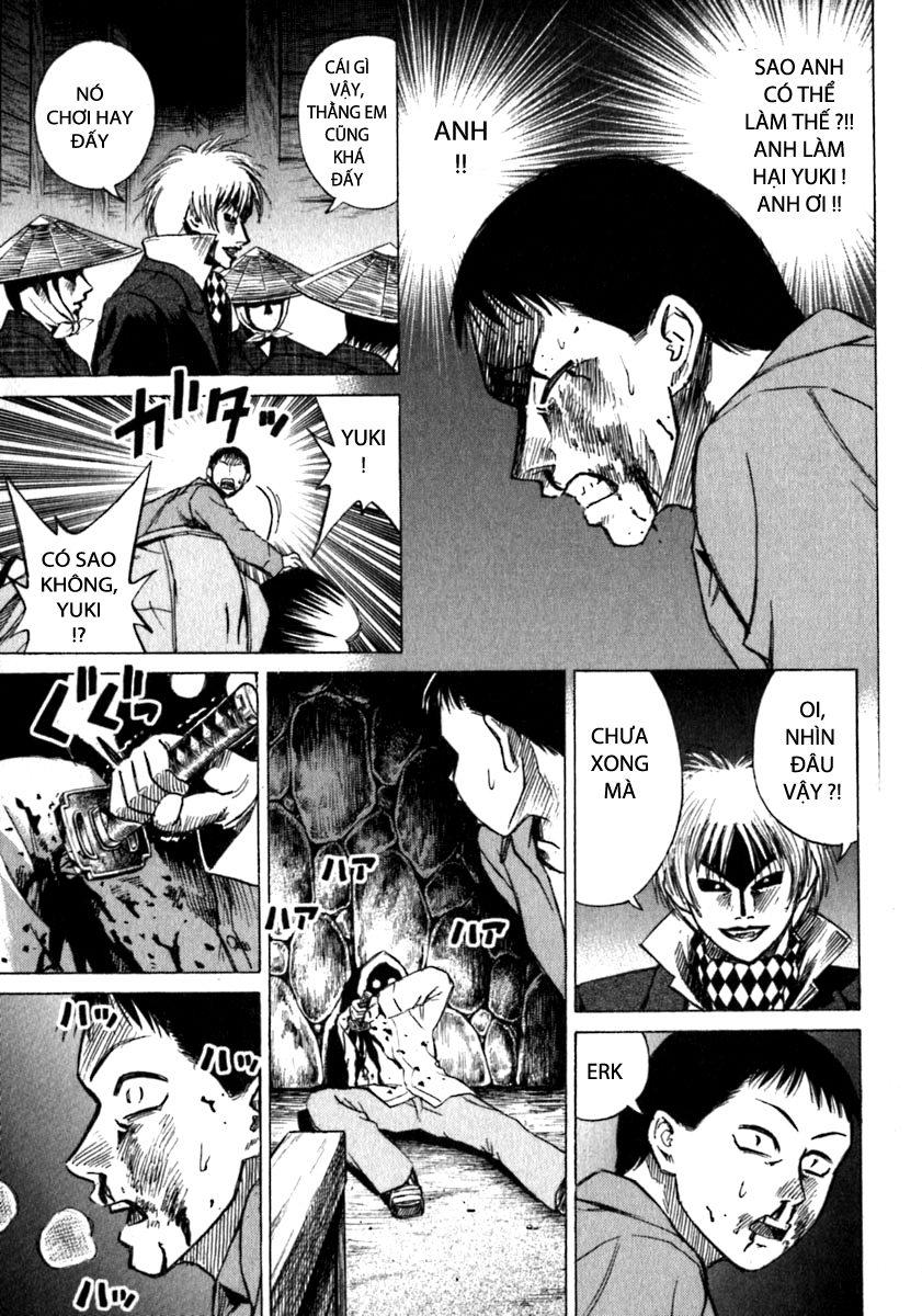 Higanjima chapter 35 trang 7