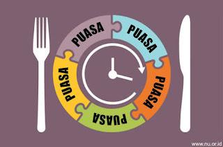 Cara Membangunkan Suami Atau Istri Yang Susah Makan Sahur