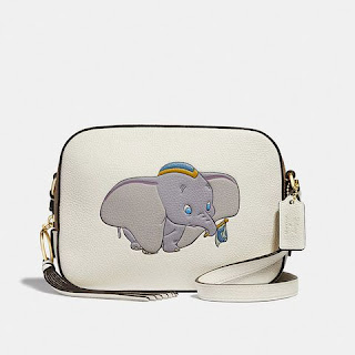 Coach x Disney Dumbo collection