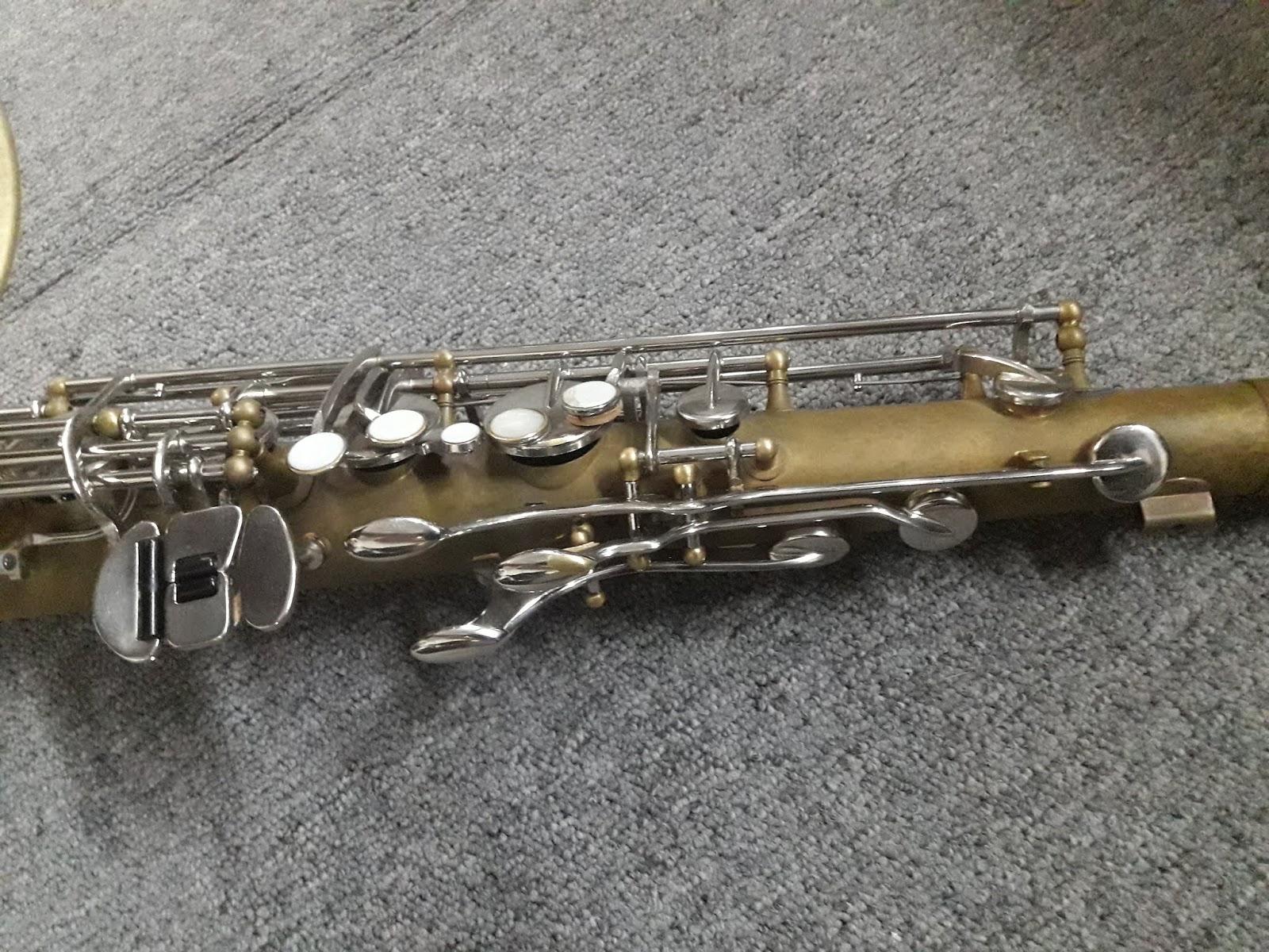 Argensax 174 Saxo Tenor Yamaha Yts 21 Jap 243 N