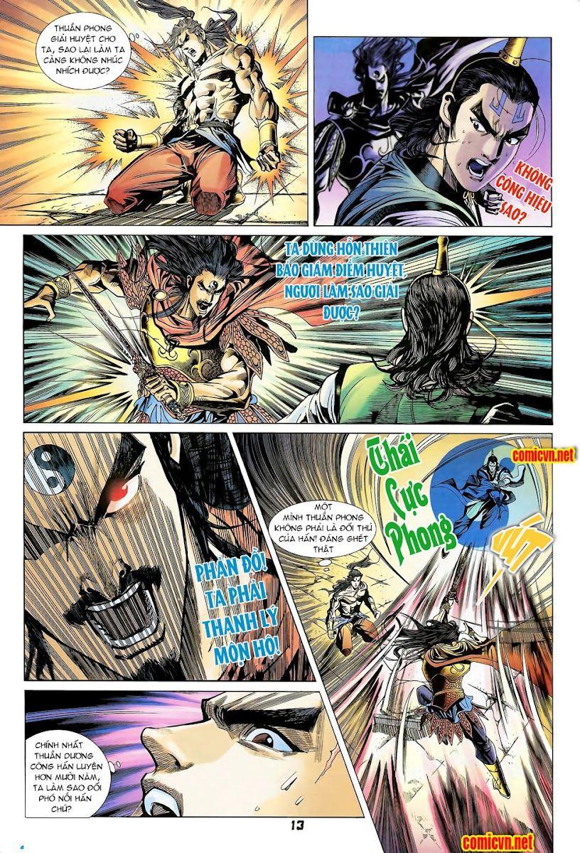 Đại Đường Uy Long chapter 88 trang 14