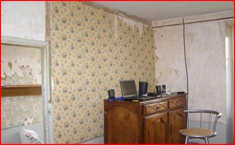 d coplus pr parer un mur ou un plafond avant peinture. Black Bedroom Furniture Sets. Home Design Ideas