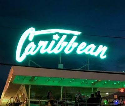 Caribbean Hotel in Wildwood Crest, New Jersey