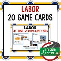Labor, Free Enterprise, Economics, Free Enterprise Lesson, Economics Lesson, Free Enterprise Games, Economics Games, Free Enterprise Test Prep, Economics Test Prep