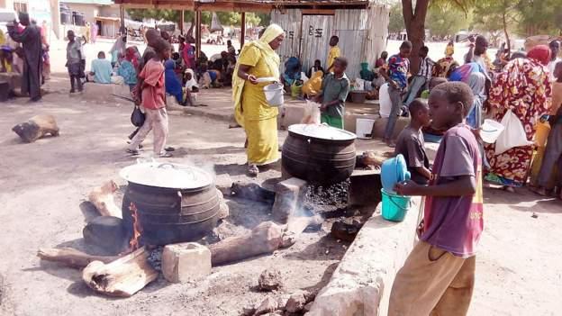 Boko Haram attack refugee camp