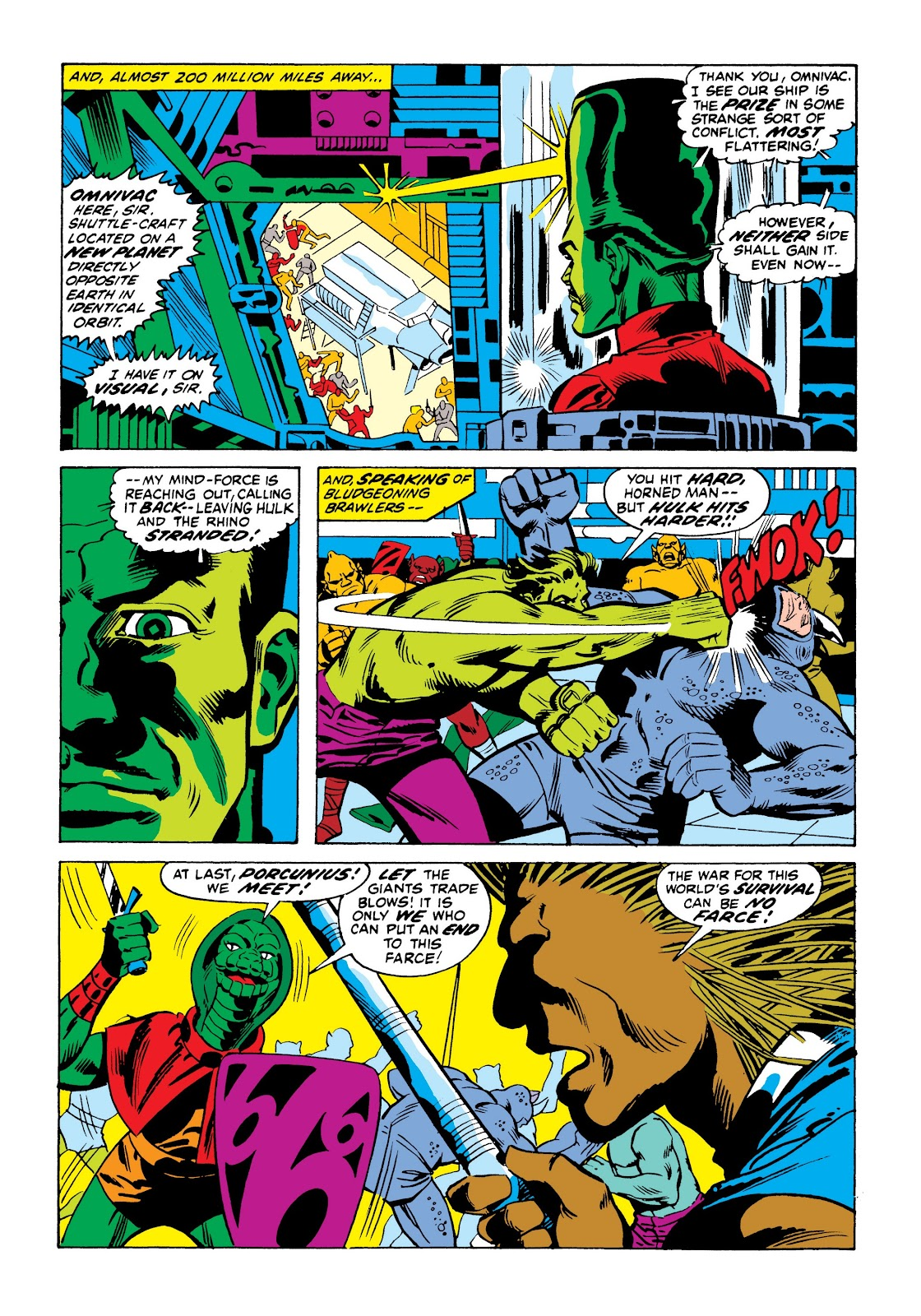 Read online Marvel Masterworks: The Incredible Hulk comic -  Issue # TPB 9 (Part 1) - 46