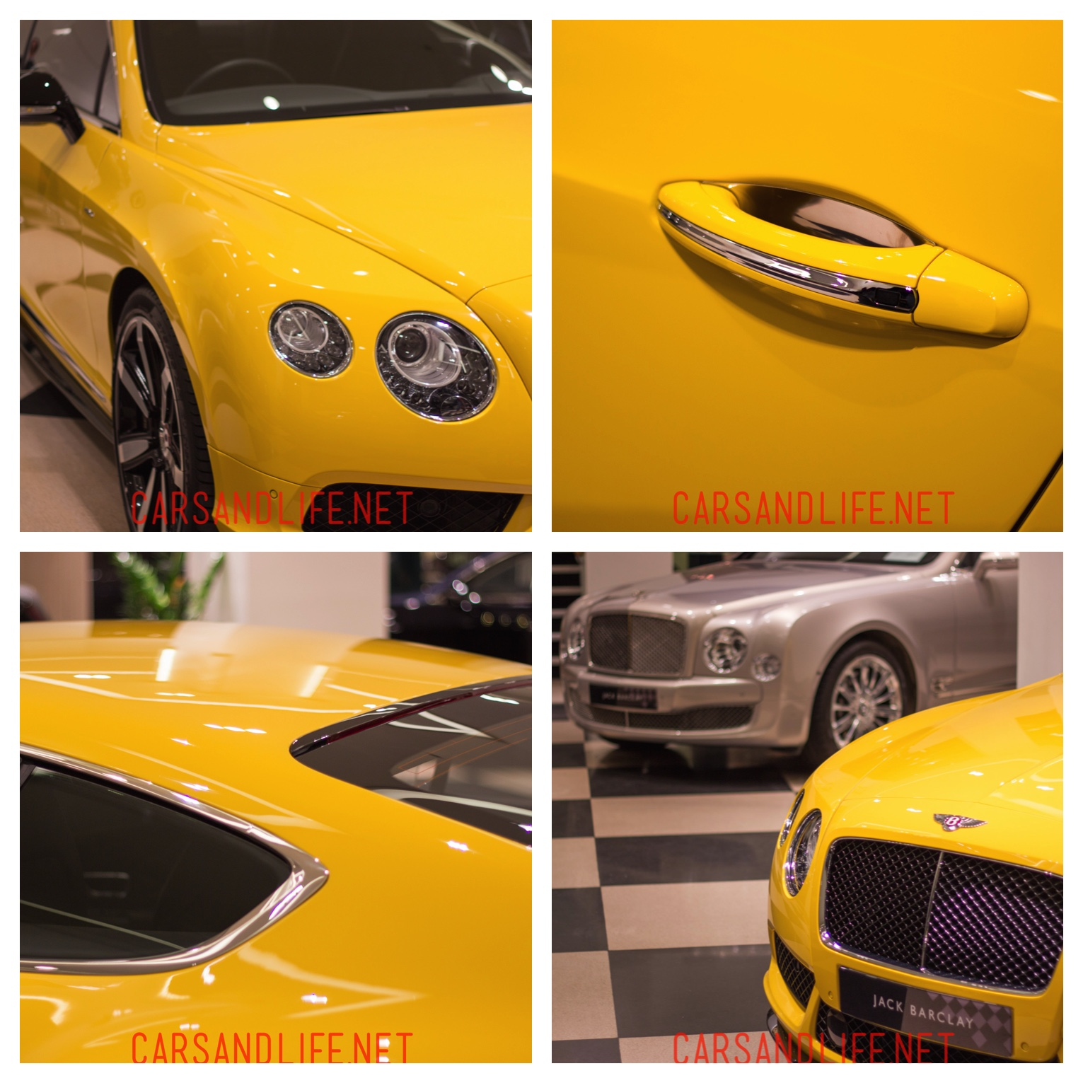 Bentley Continental GT V8 S | Top Gear | Canon 50mm f 1.8