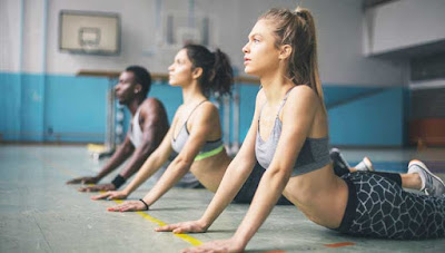Weight Loss Through Yoga is Healthier