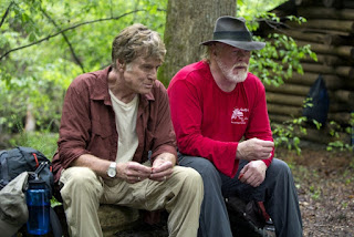 a walk in the woods-robert redford-nick nolte