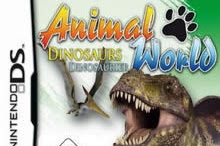 ROM Animal World Dinosaurs (E) NDS