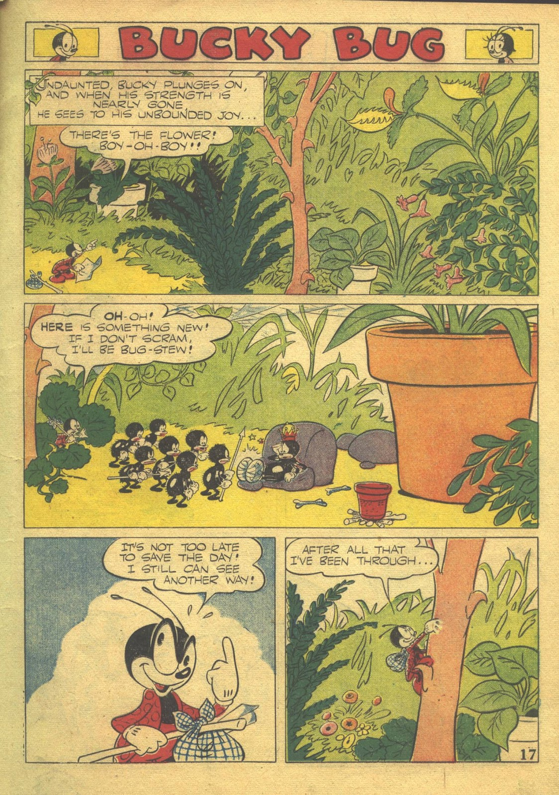 Walt Disney's Comics and Stories issue 39 - Page 19