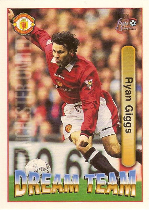 Futera Manchester United 1998-Alex Ferguson Team No.30