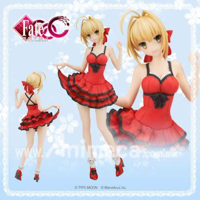 Figura Saber Modern costume of Crimson Ver. Fate/EXTRA CCC