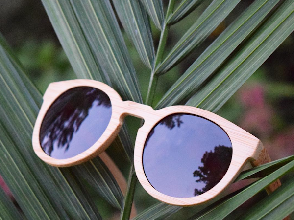 LaVIDA GENERATION // Biodegradable Bamboo Sunglasses